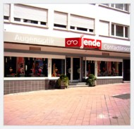 Jende Optician and Contact Lenses